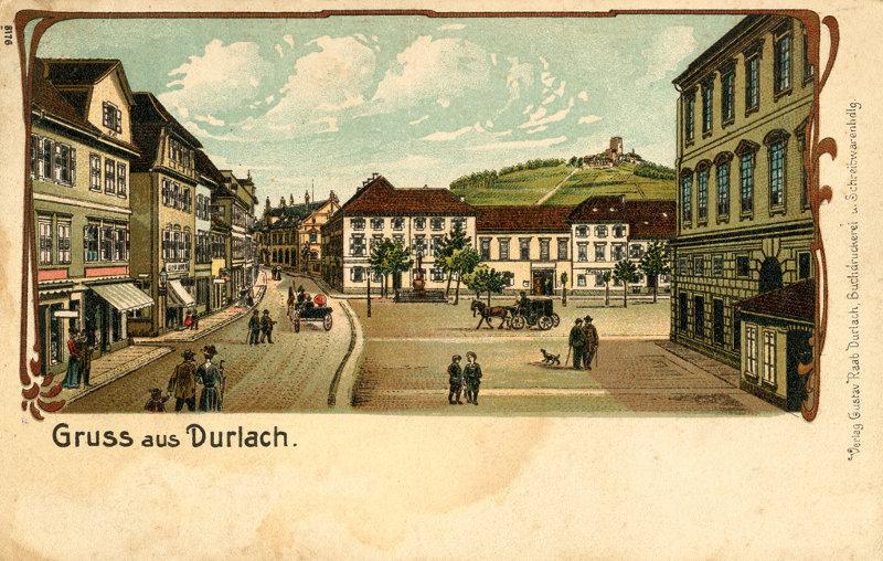 Bildergebnis für Karlsruhe historisch