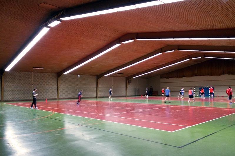 Turnerschaft Durlach installiert energieeffiziente LED-Beleuchtung ...